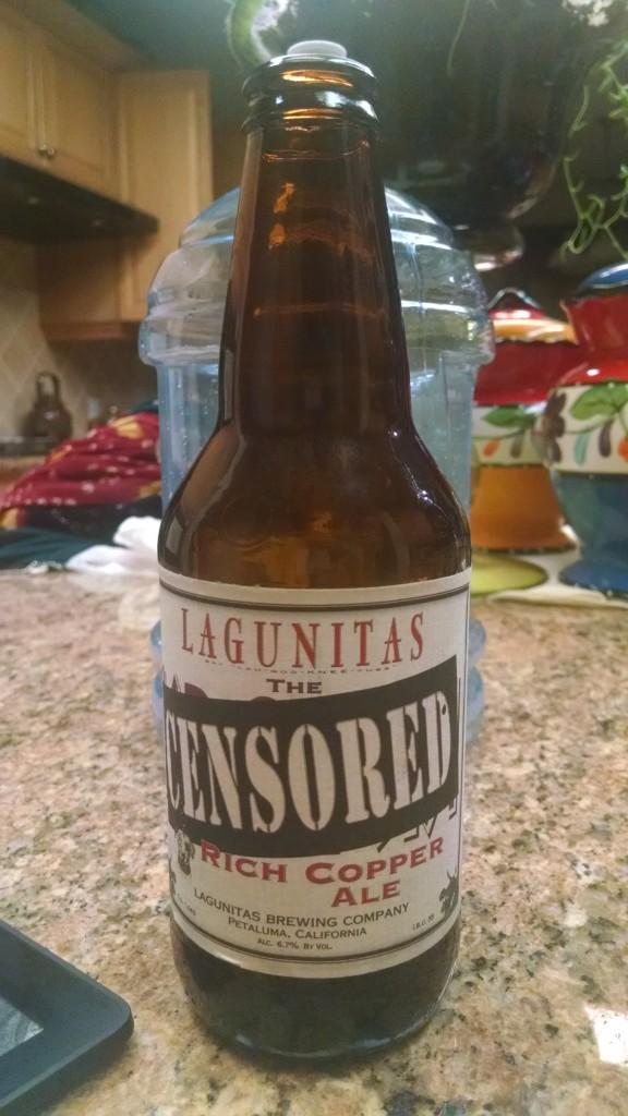 Lagunitas Censored