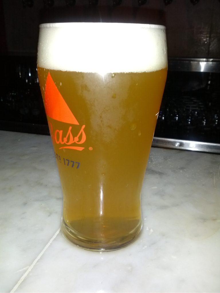 Sam Adams Summer Ale (2012)